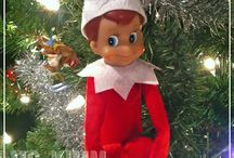 Elf on the Shelf - Andrew's Adventures / Adventures of our Elf Andres