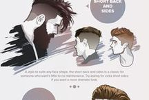 Busta's hairstyles