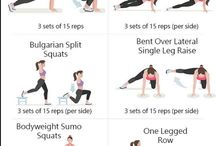 Circuit workouts