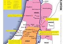 Judah Map