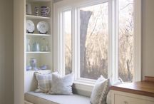 bay window space usage