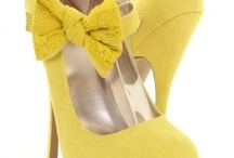 Yellow Shoes / Yellow shoes!