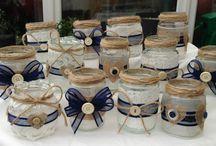 Decorated Jars etc...