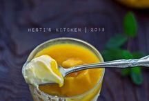 Dessert-puddings / Puddings
