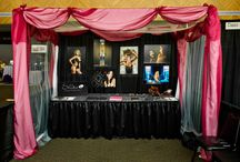 Wedding show booths