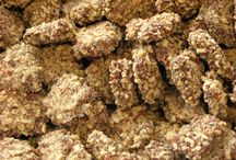 Crunchy Goodies / A collection of the crispy and crunchy goodies we make.