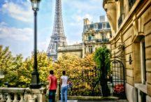 Paris perspective