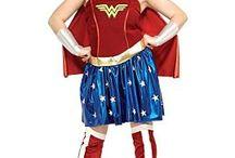 Wonder Woman / Wonder Woman & Hero Costumes 2017