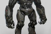 Robots Concepts