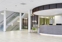 + PUBLIC SPACES / Public space design by M+R interior architecture