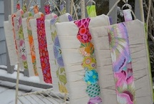 Blissful Bags / All about bags. Sewing your own or admiring the design.