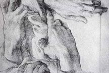 old masters drawing