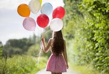 Photography balloons