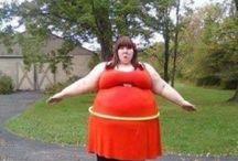 La plus grosse femme  / Dégoûtant