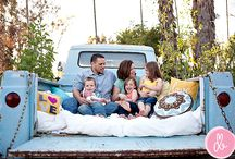 Family Photoshoot Ideas / by Nina Vitale