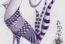 Art;Zentangle