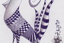 Art;Zentangle