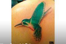 Tattoos & Tattoo Art ❤