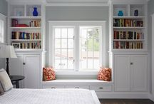 Guest bedrooms / by Ashley Reed