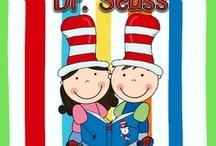 Dr. Seuss / by Erin Alice