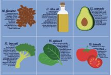 Food Infographics / Interesting Inforgraphics about food!
