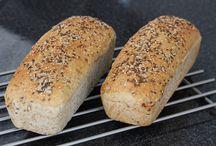 Gjærbakst brød
