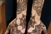 Mehndi and Henna Designs