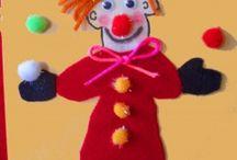 Karneval - klauni