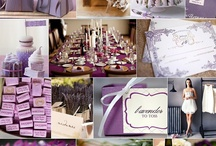 lavender // WEDDING