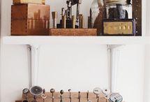 мастерская, хранение