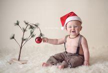 Anna Christmas photos