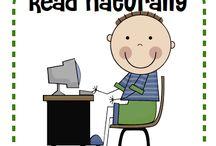 Teaching - Reading / by Sauni-Rae Dain