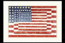 Americana / American patriotism in art, design, and expression.