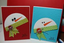 Cards Snow