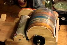 Art Batts and Spinning