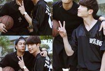 Seo Kang Joon & Jackson