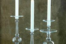 Pillar Candle Stickes