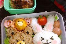 Kyaraben & Food art / キャラ弁コレクション♡