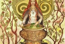 Wicca, Goddess & Magic / We all come from the Goddess and to Her we shall return...