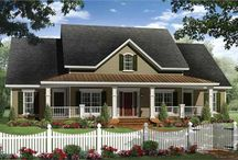 Just the Right Size - The 2000-2500 Square-Foot Home! / Whether you're looking for a bigger home or downsizing, try the 2000-2500 square-foot home that comes in a variety of fabulous architectural styles.   http://bit.ly/1Qh1kdN