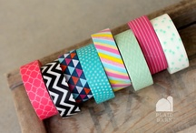 My love for Washi Tapes!