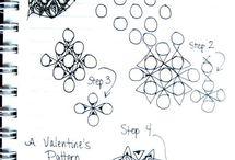 Yabba Dabba Doodle / Drawings, doodles, zentangles