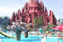 Relive the legends #3MTT #NHTV / De oude verhalen, mythes en legendes worden herbeleefd in het Suoi Tien Amusumentspark.