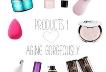 Products to help with Aging