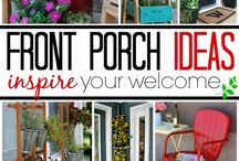 Porch and Patio / by Tina Robinson
