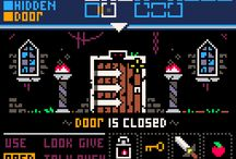 pico8 - tic80 / Pixel Art for indie game developers