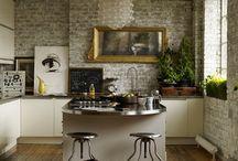 kuchnia {kitchen} / wnętrza kuchni