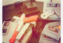 Retro / La nostalgia de los Gamers por el ayer.