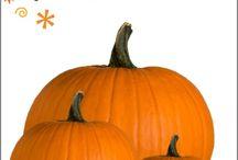 Preschool Theme: Harvest, Fall, Halloween