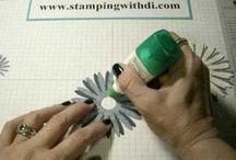 stamping up projects / by Cindi Stewart-wisdom